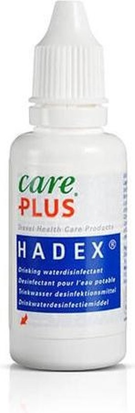 Care Plus Hadex - Trinkwasserdesinfektionsmittel