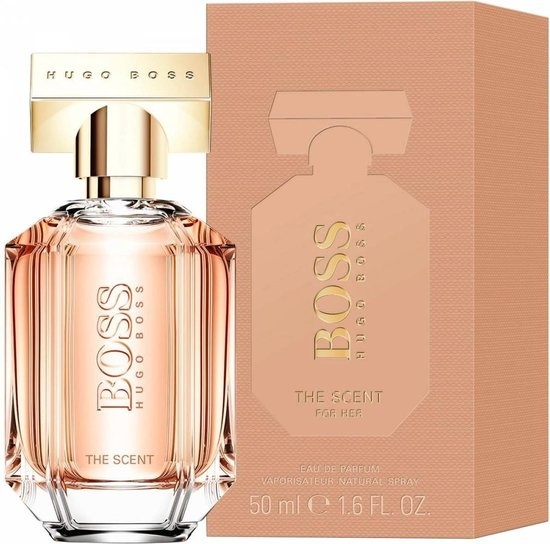 hugo boss parfum the scent