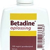 Betadin-Jod-Lösung - 120 ml