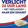 Nicotinell Pleisters TTS 30 - 21 mg - stoppen met roken - 14 stuks