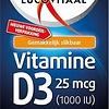 Lucovitaal Vitamine D3 25 microgram Voedingssupplement - 365 capsules