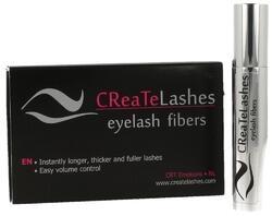CreateLashes  - Eyelash Fibers