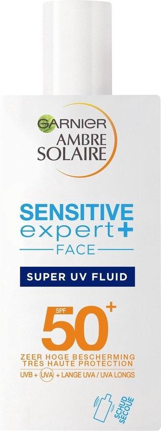 Garnier - Ambre Solaire Sensitive Expert+ - SPF 50+ - 40 ml