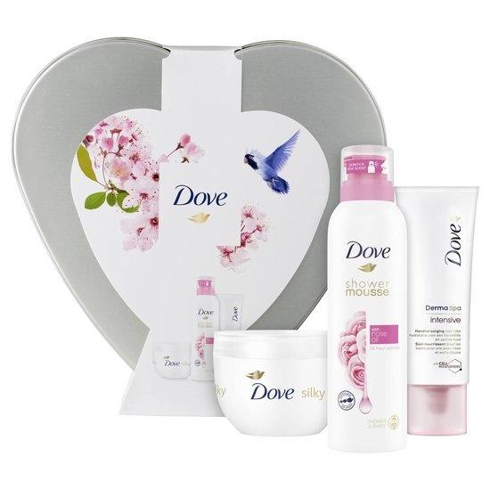 Coffret cadeau Dove Hartblik Rosie - Coffret cadeau