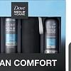 Coffret cadeau Dove Clean Comfort + Bouteille - Coffret cadeau