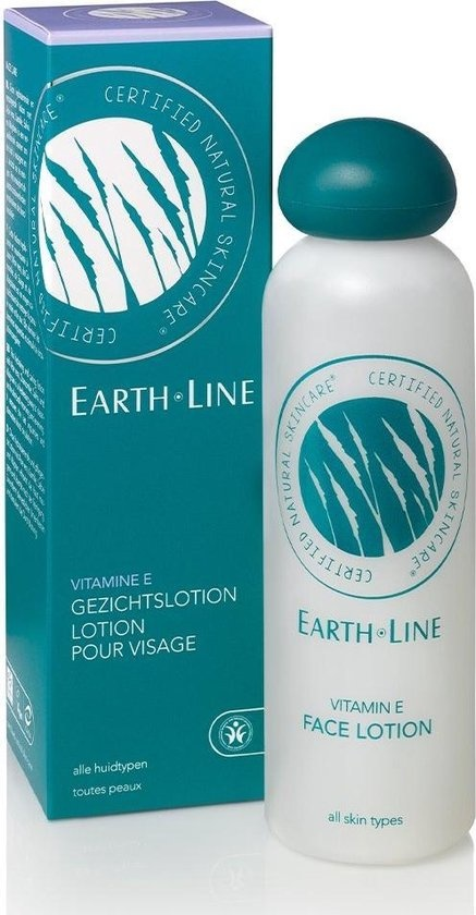 Earth Line Face Lotion - 200 ml