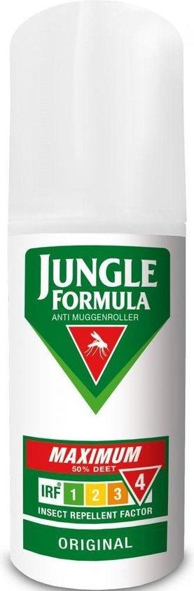 Jungle Formula Maximum Roller 50% Deet 50 ml - Anti-insectes