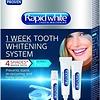 Rapid White - Système de blanchiment 1 semaine - 5 pièces - Kit de blanchiment