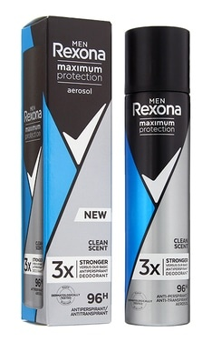 Rexona Deodorant Spray Men Clean Scent 100 ml