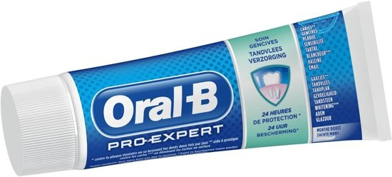 Oral-B Pro-Expert Gum Care - 75 ml - Toothpaste - Packaging damaged