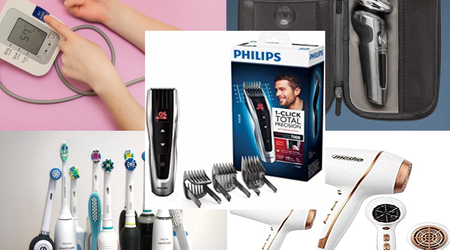 Various personal care devices