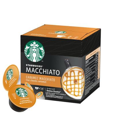 Dolce Gusto Starbucks Caramel Macchiato 12 caps.