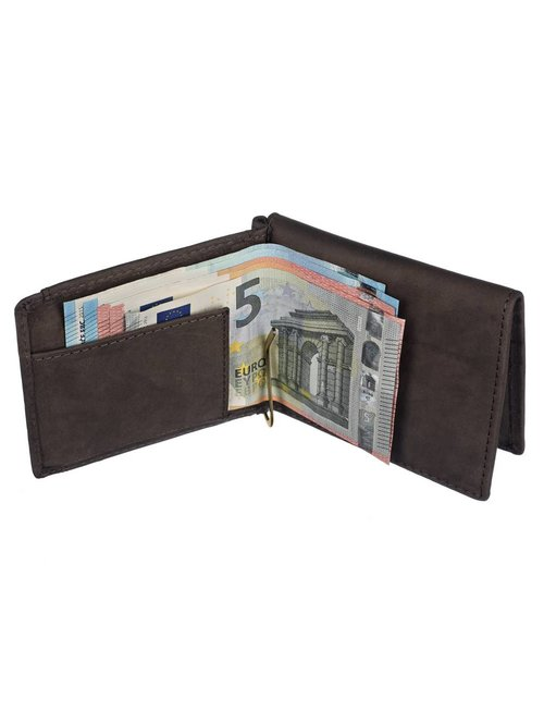 Hodalump Dollar-Clip-Börse 1062-H