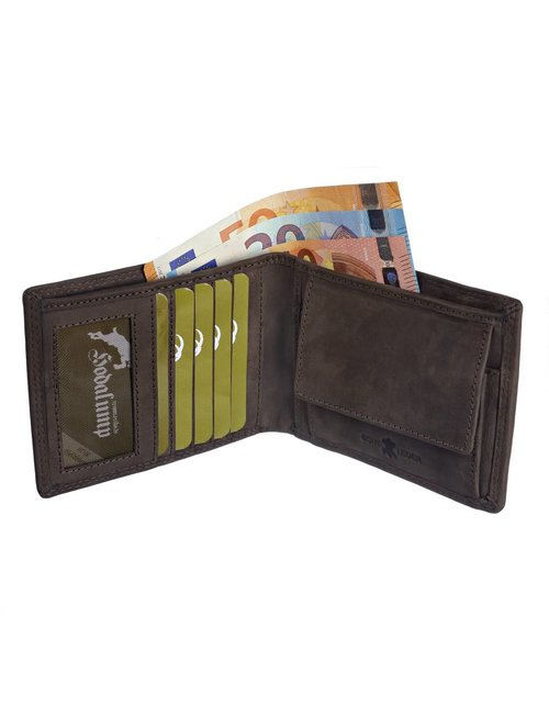 "Hodalump - Herrengeldbeutel ""FERDL""   Traditionelles Portemonnaie"