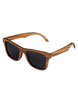 Hodalump Bambu Sonnebrille Braun Hodalump