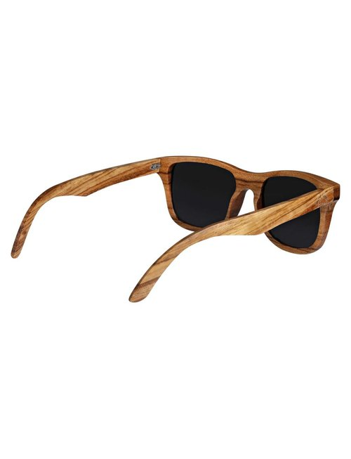 Hodalump Bambu Sonnebrille Braun Hodalump 4005