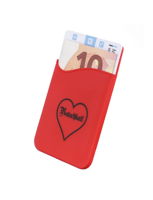 Ratschkatl 1081-Ratschkatl Rot Handycase