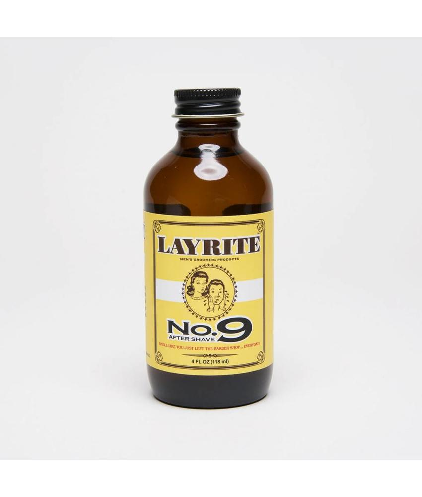 Layrite Bayrum No.9 AfterShave