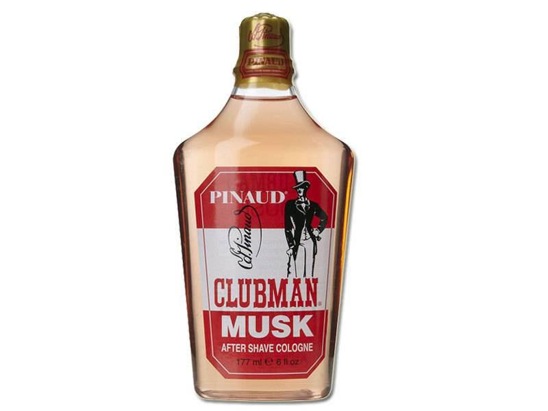 Ed. Pinaud Musk After Shave Cologne