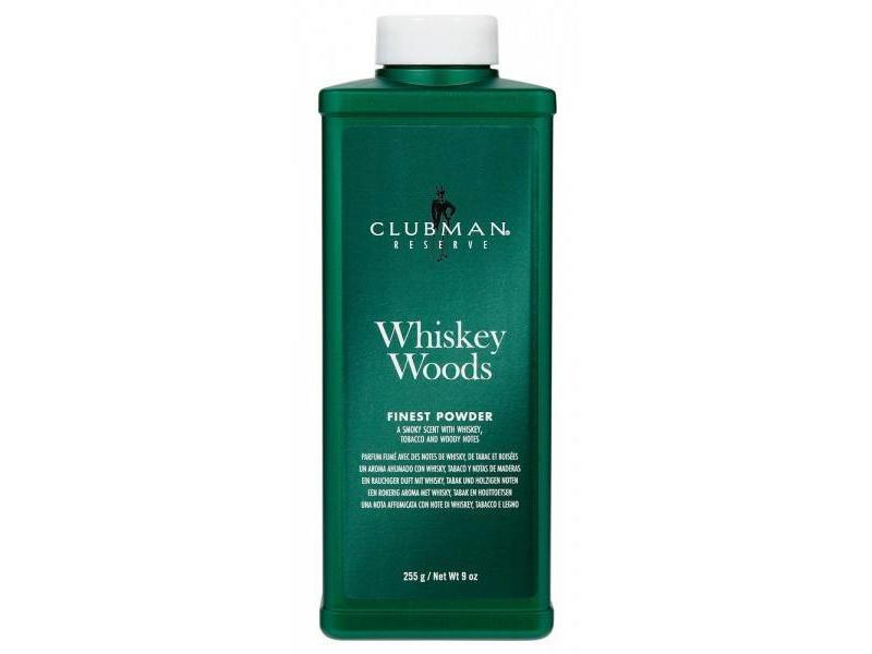 Ed. Pinaud Finest Talc  Whiskey Woods