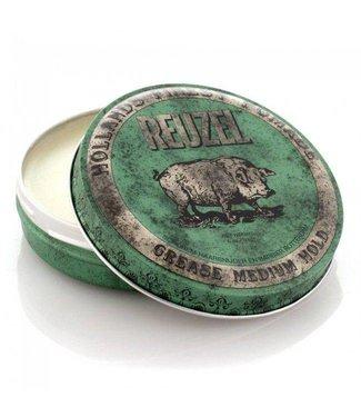 Reuzel Grease Medium Pomade (Green) 113g