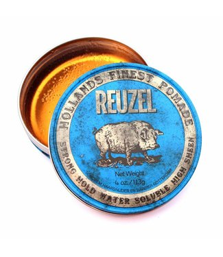 Reuzel Reuzel High Sheen Strong Blue Blauw 113gram