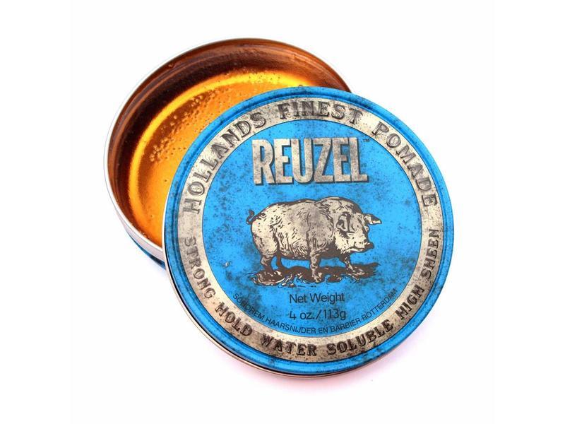 Reuzel Reuzel High Sheen Strong (Blue) Pomade
