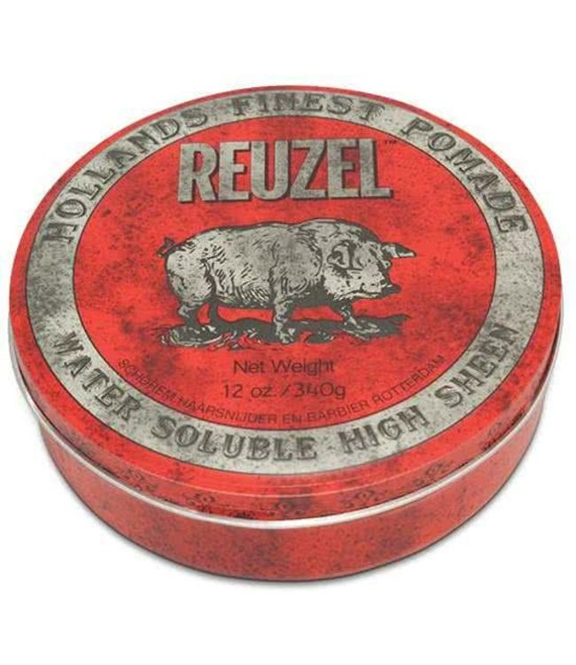 Reuzel High Sheen 340gr (Red)