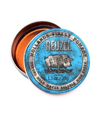 Reuzel High Sheen Strong Travel Size (Blue)