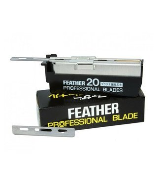 Feather Professional Blades (200 pieces)