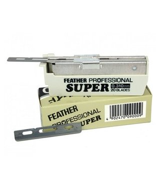 Feather Professional Blades Super (20 stuks)