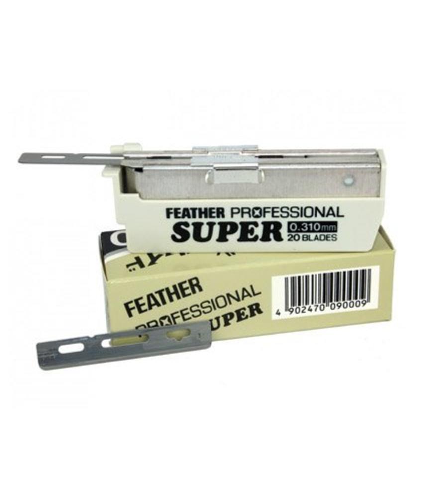 Feather Professional Blades Super (20 stuks)