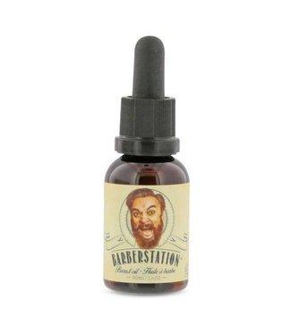 Barberstation Beard oil