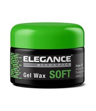 Elegance Argan Soft Gel Wax