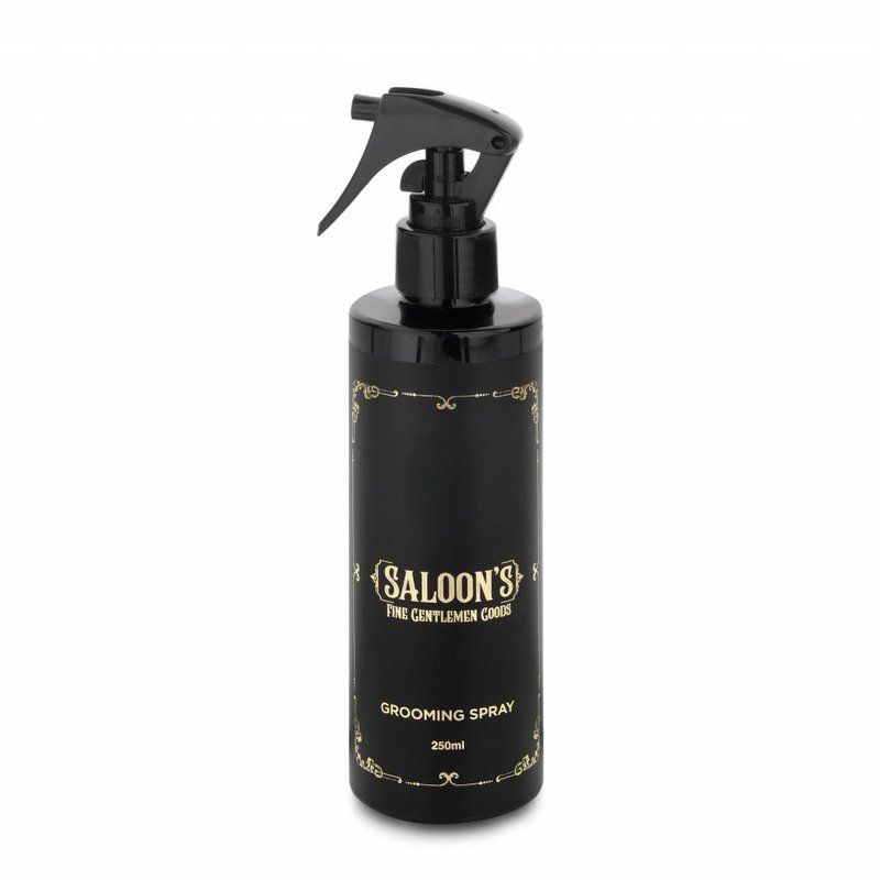 Saloon's Grooming Spray