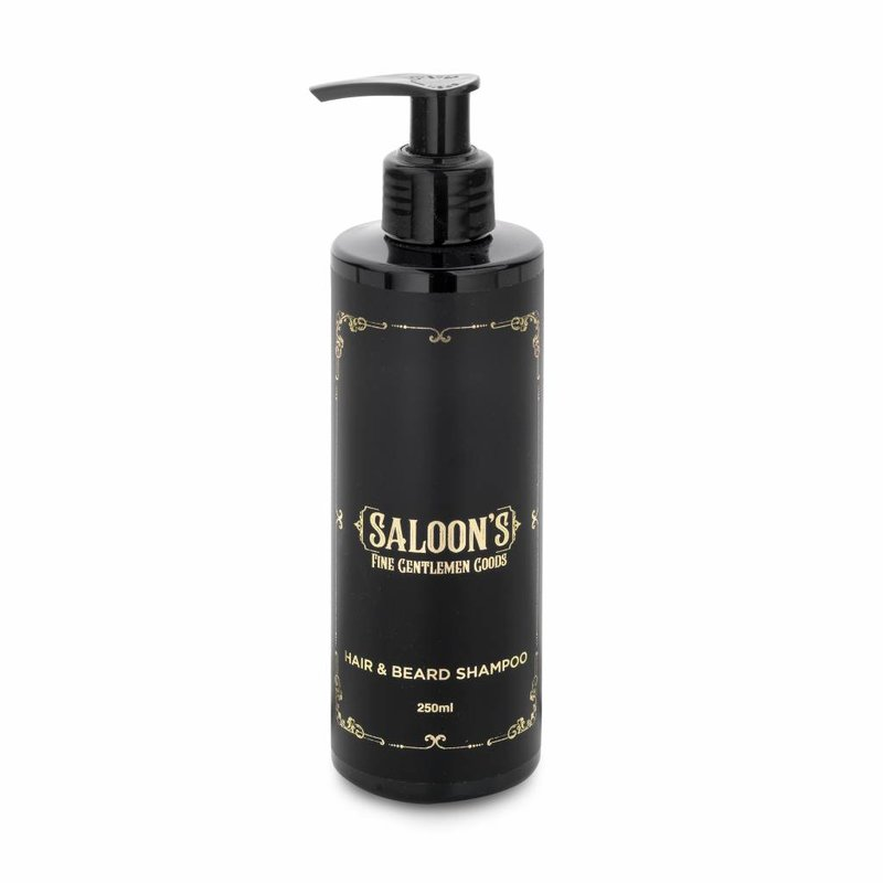 Saloon's Hair & Beard Shampoo