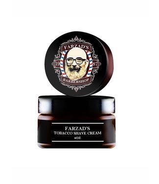 Crown Shaving Co. Farzad's Tobacco Shave Cream