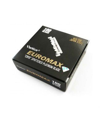 Euromax Single Edge Blades 100 pieces
