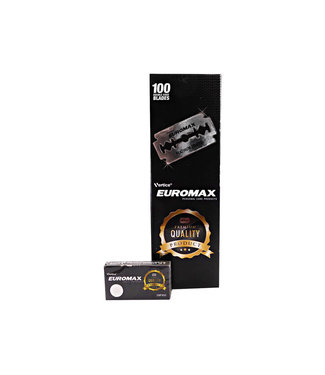 Euromax Double Edge Blades 100 pieces