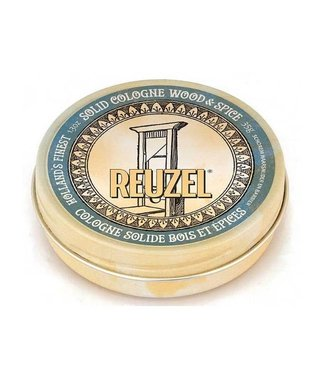 Reuzel Solid Cologne Wood & Spice
