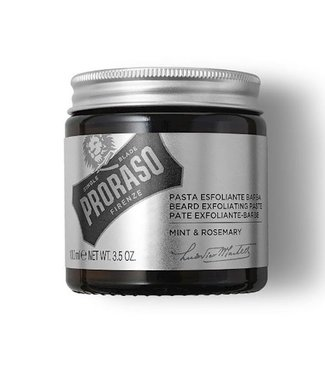 Proraso Beard Exfoliating Paste Beard Scrub 100ml