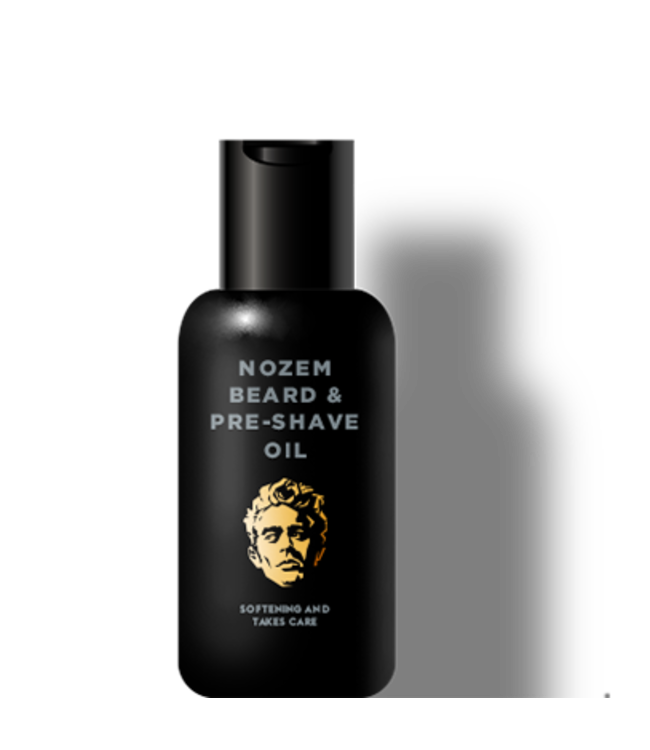 Nozem Pre Shave/Beard Oil