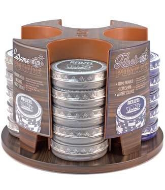 Reuzel Hybrid Poker Pomade Display
