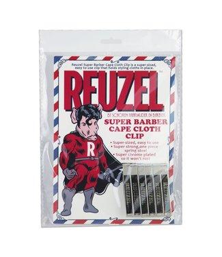 Reuzel Barber Cape Cloth Clip