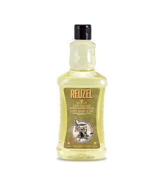 Reuzel 3-1 Tea Tree Shampoo 1000ml XL
