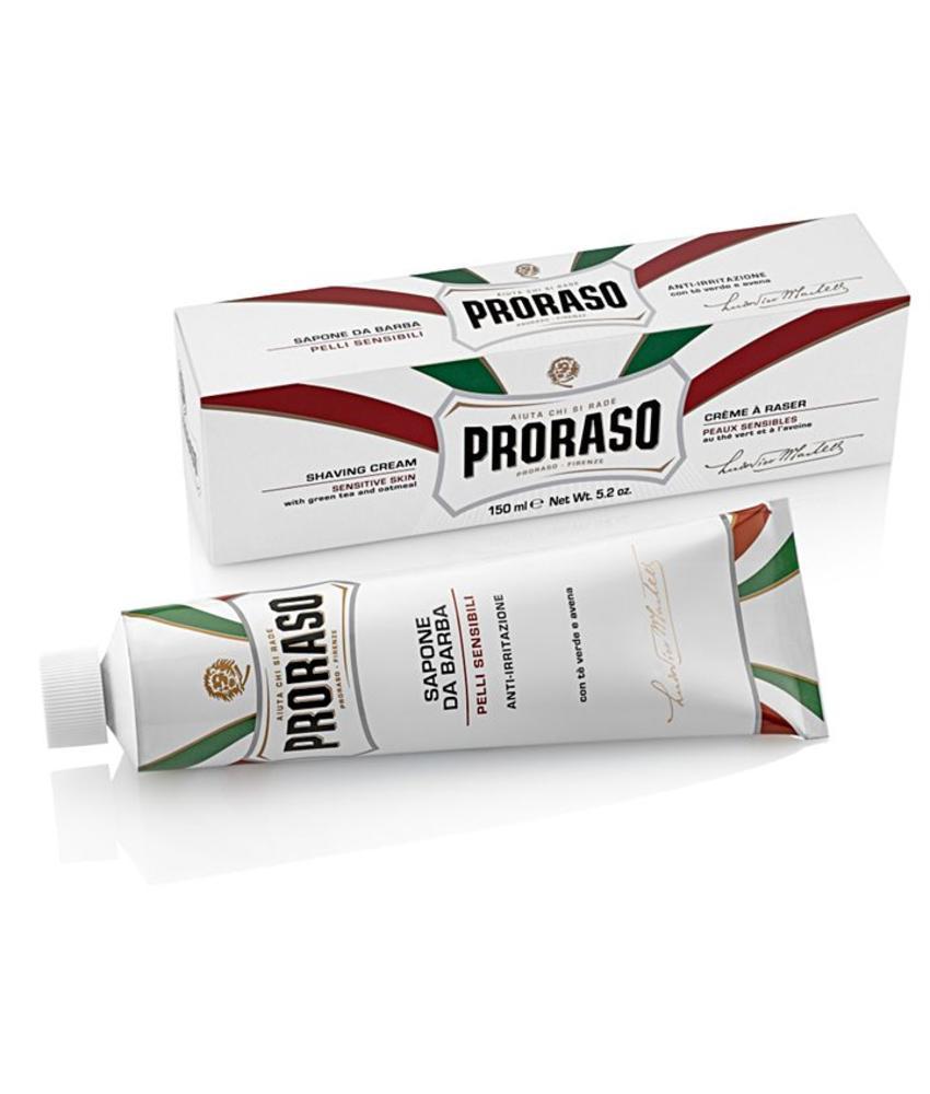 Proraso Scheercreme Tube Sensitive 150 ml