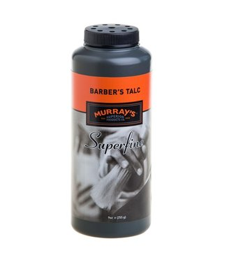 Murrays Superfine Barber Talc
