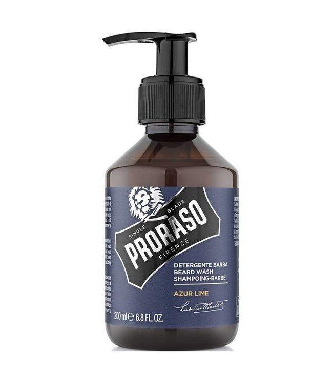 Proraso Beard Shampoo Azur Lime