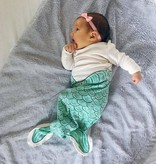 Electrik Kidz KNOTTED GOWN MERMAID GREEN | ELECTRIK KIDZ