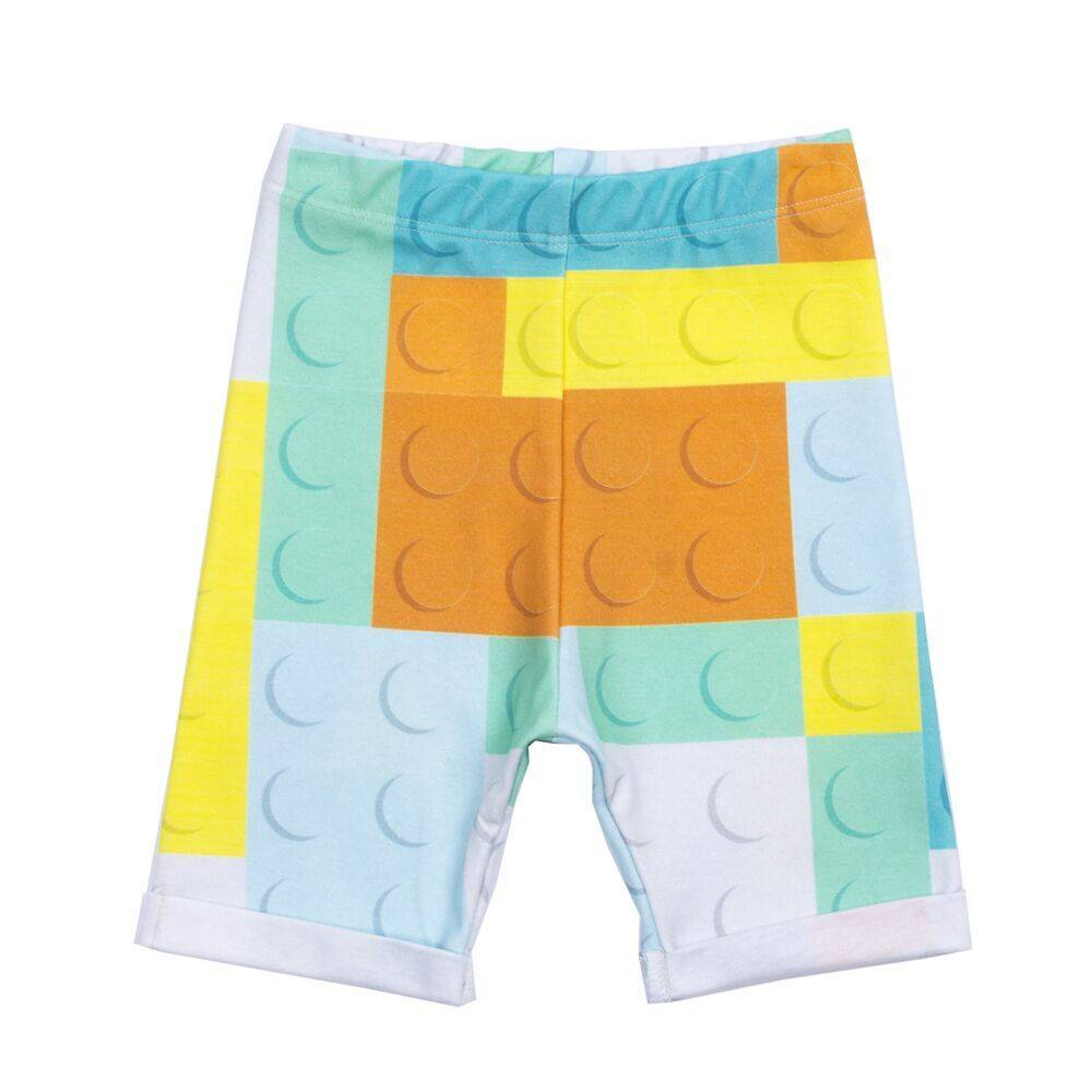 Ollie Jones BLOCK PARTY SHORTS